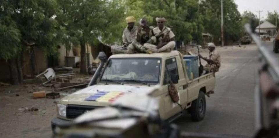 LE TCHAD DÉPLOIE DES MILITAIRES AU NIGERIA ET AU NIGER APRÈS L'ATTAQUE DE BOHOMA