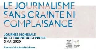 SITUATION DE LA LIBERTÉ DE LA PRESSE EN CÔTE D'IVOIRE 03 MAI 2019-03 MAI 2020