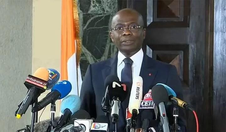 Election présidentielle : Le procureur de la République a ouvert une enquête pour atteinte à l'autorité de l'Etat