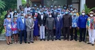 Transition politique : Le COJEP et la Voix du peuple apportent leur soutien au président Henri Konan Bédié