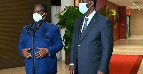 Dialogue Ouattara – Bédié : voici la date de la prochaine rencontre