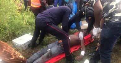 Urgent: 04 morts dans un accident ce matin