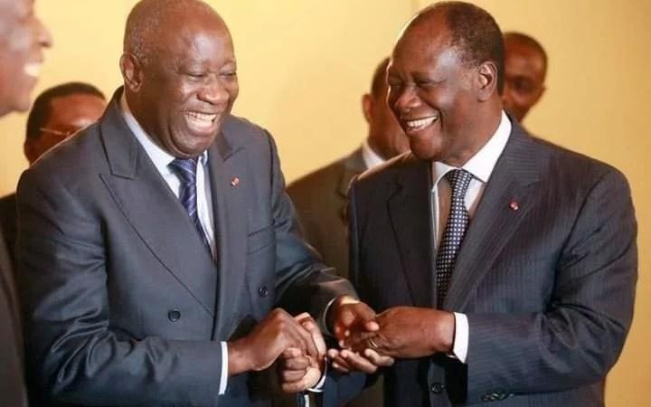 Laurent Gbagbo fait une Confidence sur sa rencontre avec le président Ouattara