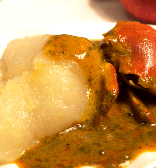 placali Ivorian Food