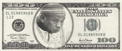 Image result for ganduje bribery