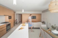 Reportagem Fotografia de arquitectura portuguesa fotografo Ivo tavares studio projecto reabilitação apartamento de Paulo Moreira Architectures