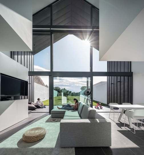 Reportagem Fotografia de arquitectura portuguesa fotografo Ivo tavares studio projecto reabilitação casa do arco do atelier Frari