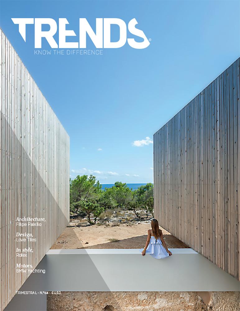 Trends Magazine #68 1 com arquitectura de itsivotavares e fotografia arquitetura de ivo tavares studio