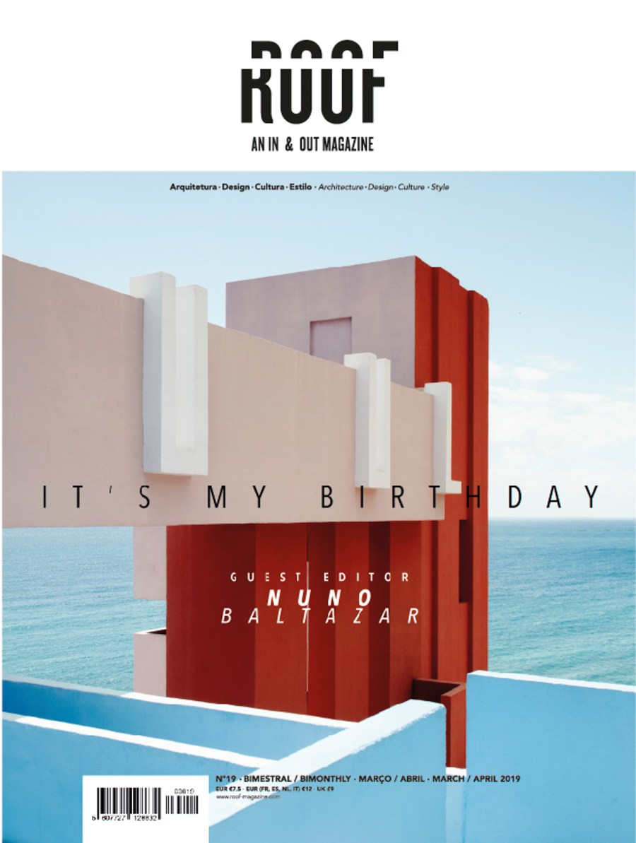 Reportagem Fotografia De Arquitectura Portuguesa Fotografo Ivo Tavares Studio publicado na revista Roof.