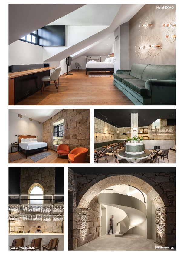 Hotel Style Magazine Exmo Hotel Porto Floret Arquitectura 3 3 do fotografo Ivo Tavares Studio