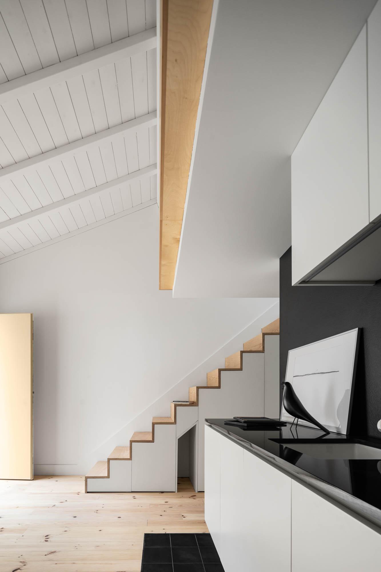 Ilha Amarela No Porto Do Atelier De Arquitetura Impare