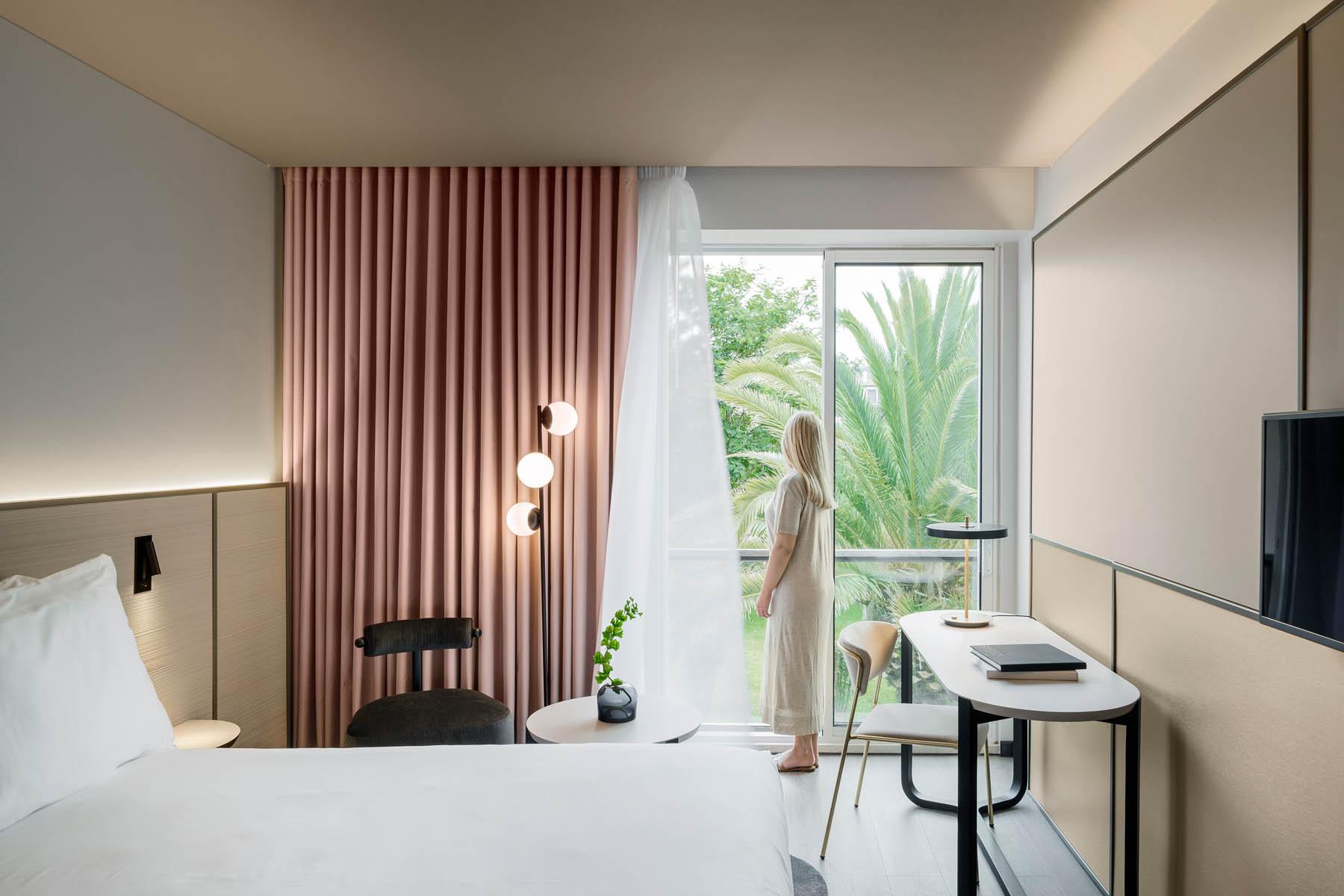 Hotel Azoris Royal Garden na Ilha de S.Miguel nos Açores, proje