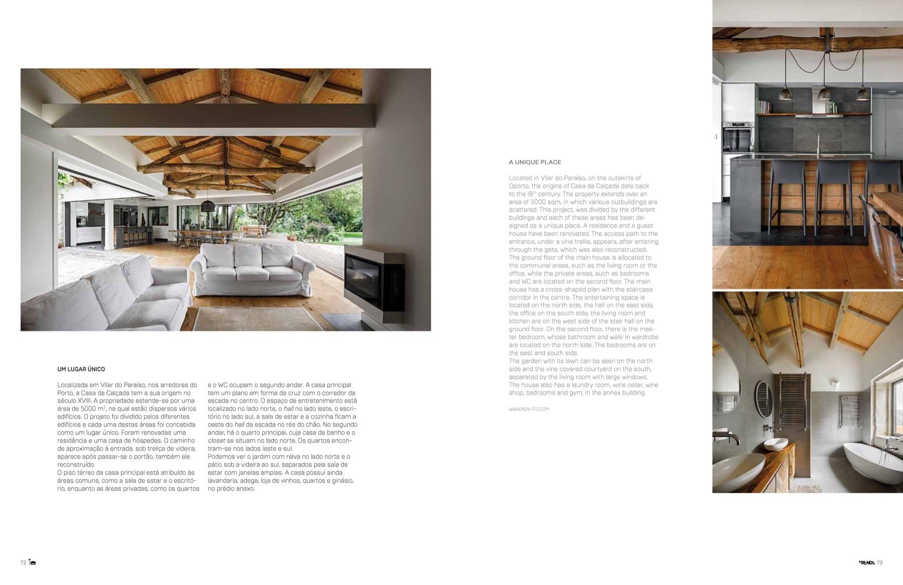 TRENDS 74 Floret Arquitectura Ren Ito RemA 37 37