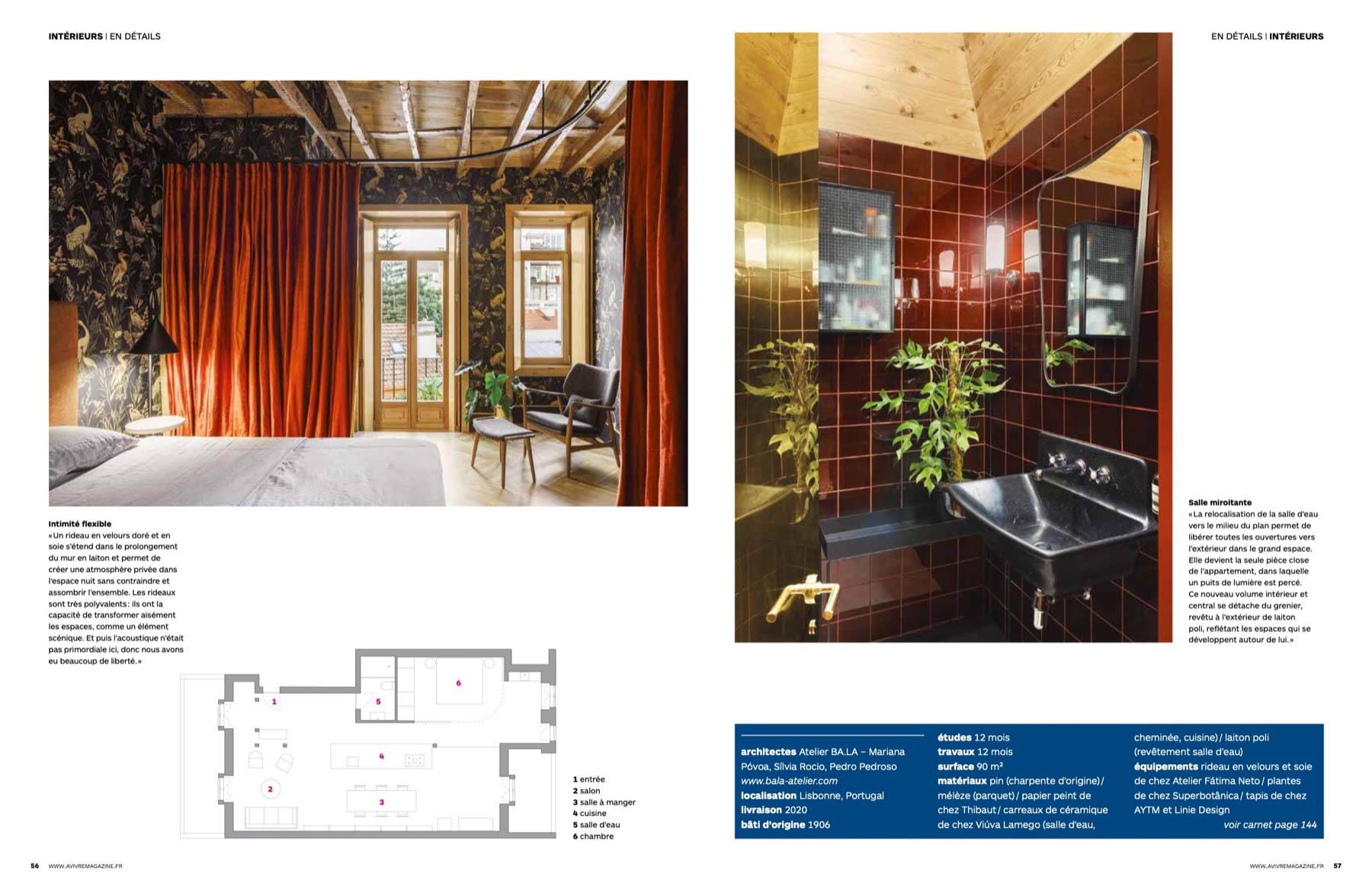 Avivre Magazine 2021 Bala Atelier Lisboa Portugal 005