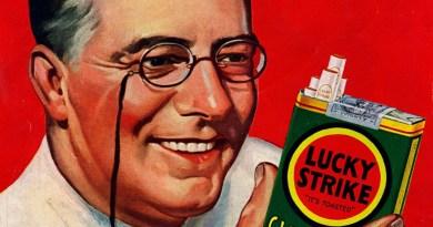 De onderzoeker en de tabak