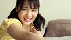 平嶋夏海 エロメイドがむっちりボディを見せつけながらお掃除
