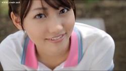 桃瀬美咲 美少女がテニスウェア脱いでビキニに