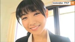永井里菜 キュートな美女がランジェリー姿で色っぽくポーズ