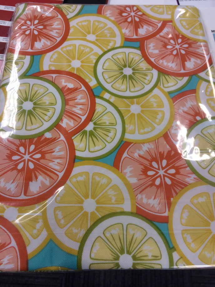 Fruit Table Cloth