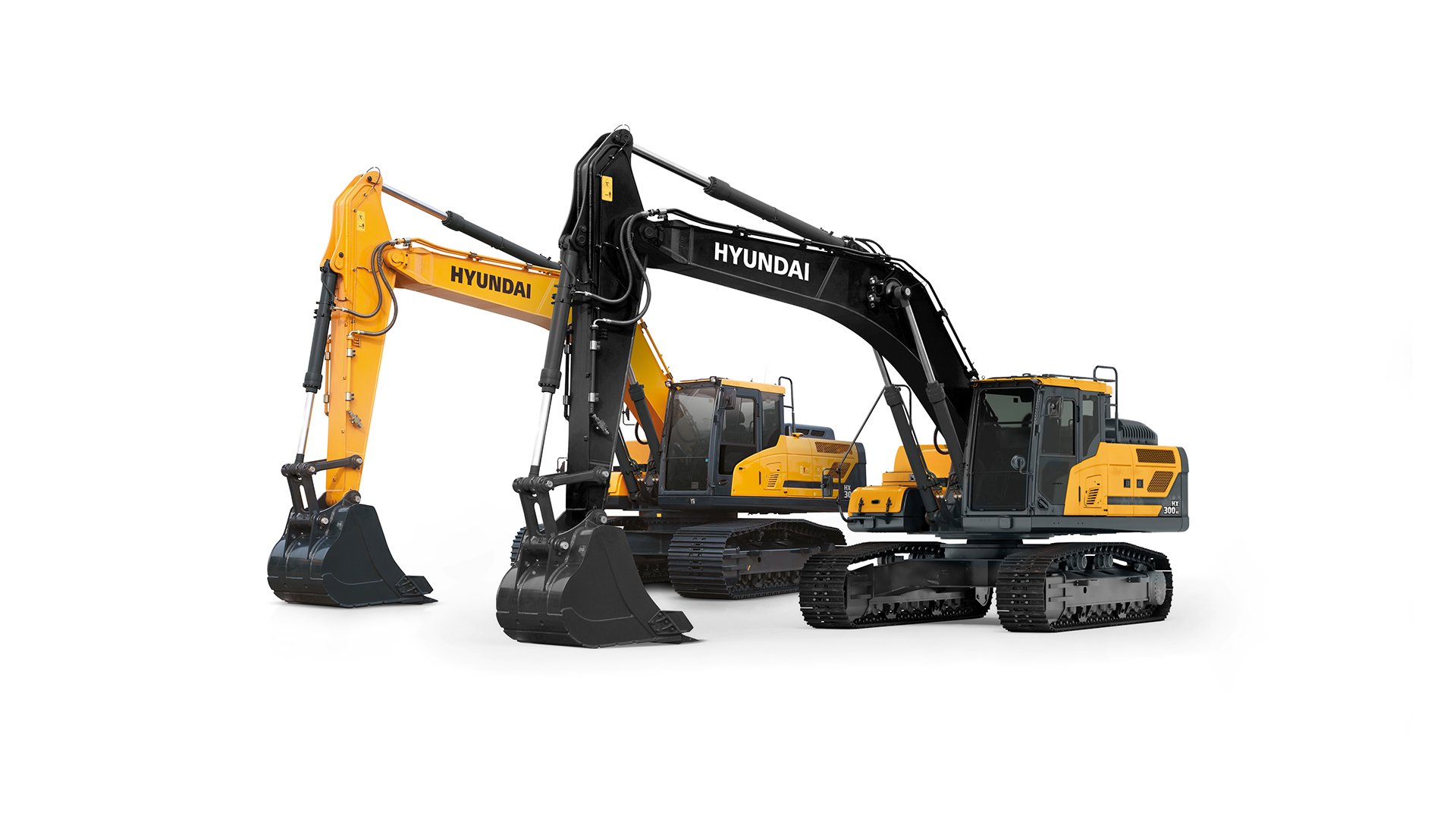 Hyundai Reveals All New Look For A Series Machines