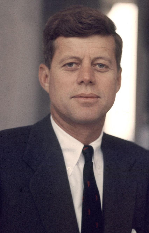 Golden Years: The Battle To Dress JFK
