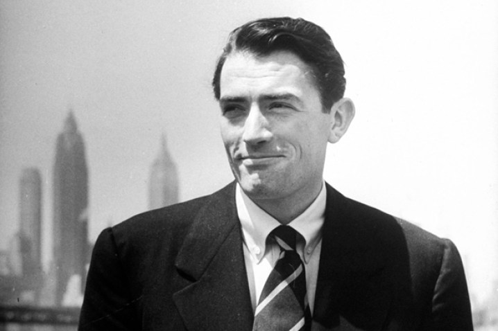 Portrait of Gregory Peck, smiling. (Photo by Nina Leen/The LIFE Picture Collection/Getty Images)