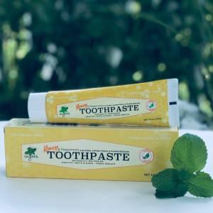 Honey Peppermint Toothpaste