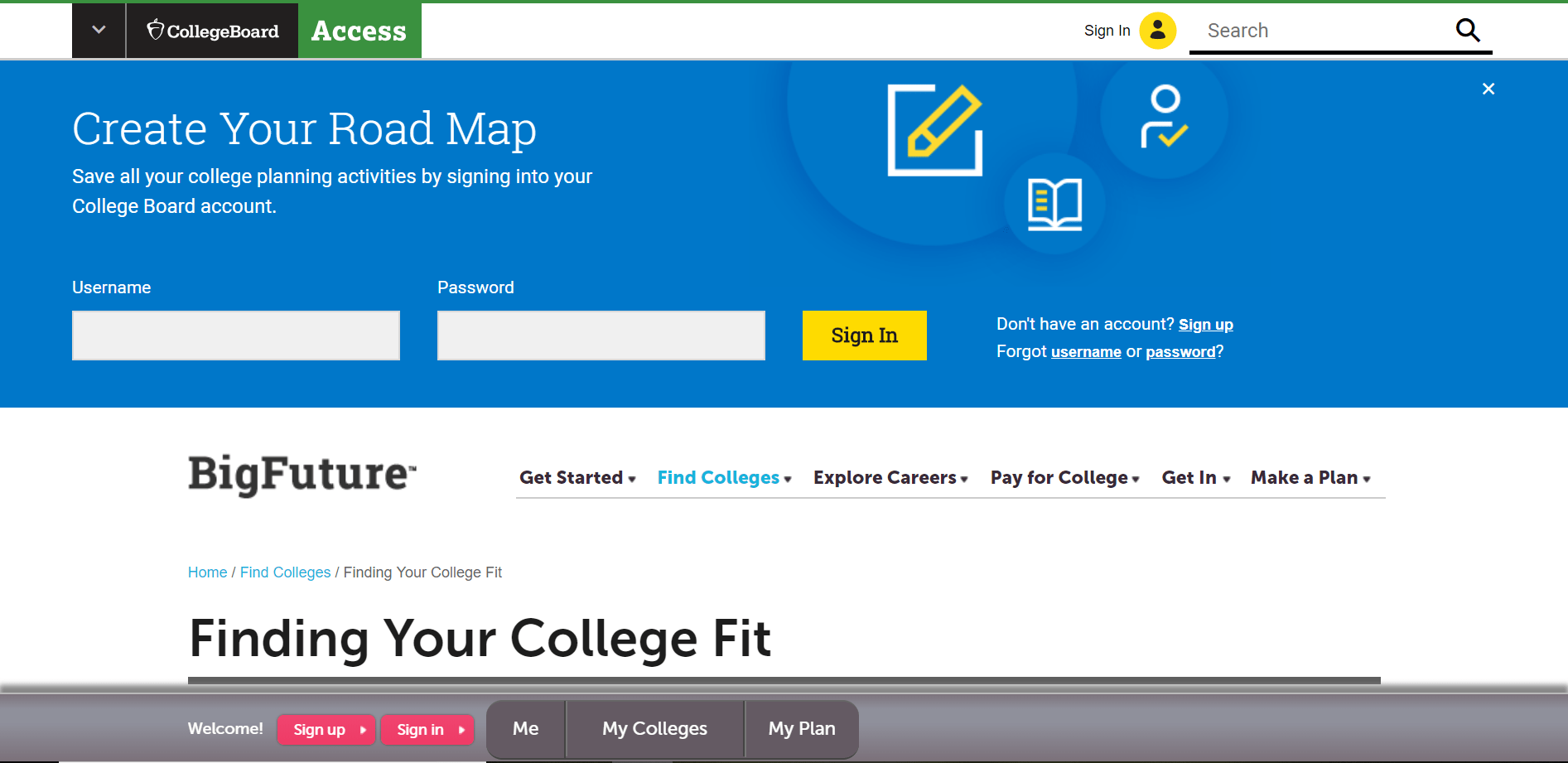 finding your college fit - IvyZen