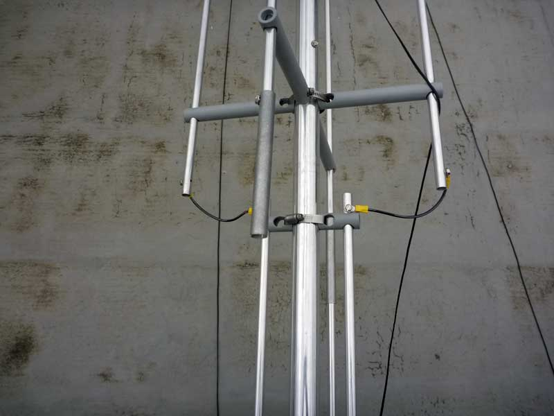 Remarkable phrase Gap amateur antenna out