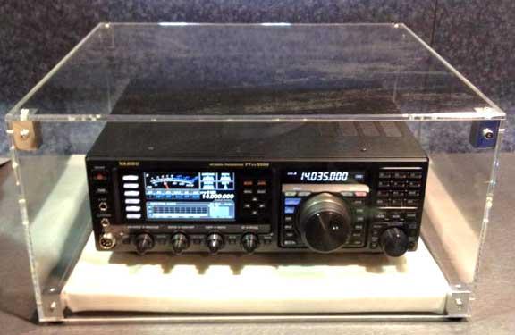 Yaesu ftdx 3000 iw5edi simone ham radio for Ft 3000