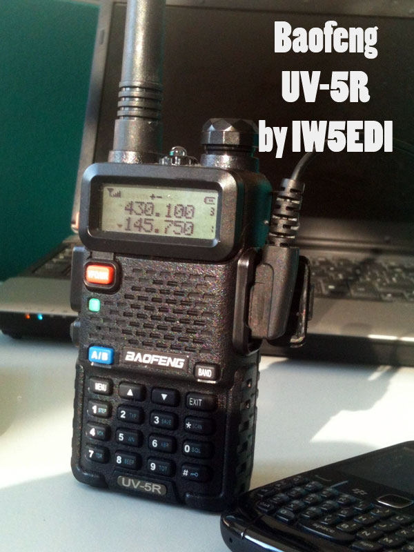Baofeng Uv-5r Review - Iw5edi Simone