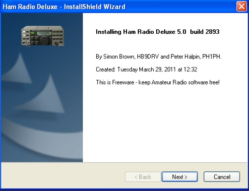 Ham Radio Deluxe 5 Download - About Last free version - IW5EDI