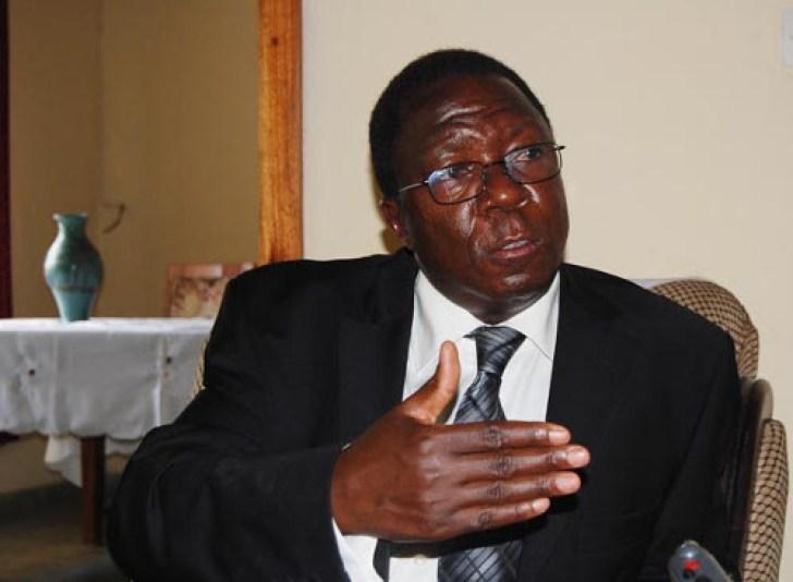 Sylvestre Ntibantunganya : «Mkapa vient aider les Burundais à ...