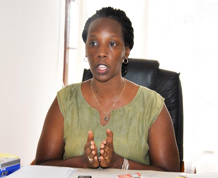 Jeanine Nkinabacura : « C'est la volonté politique qui manque »©Iwacu