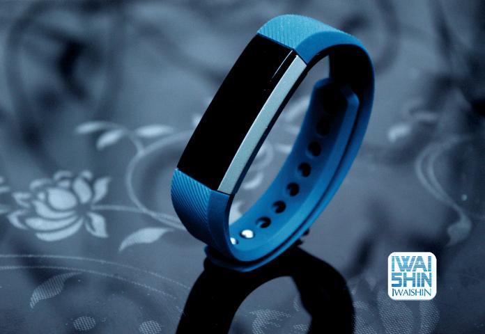 Fitbit Alta unbox taiwan7433