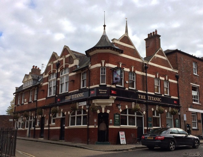 The Titanic Pub