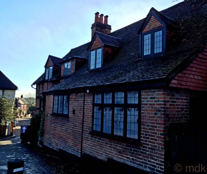 The Old House, Hamble Square
