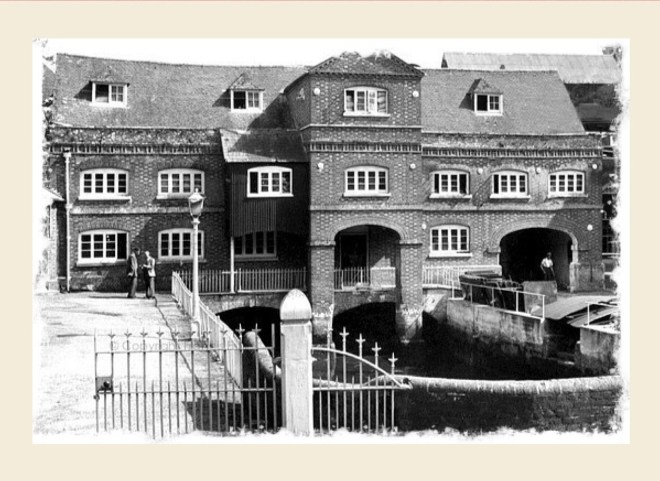 The mill as it was