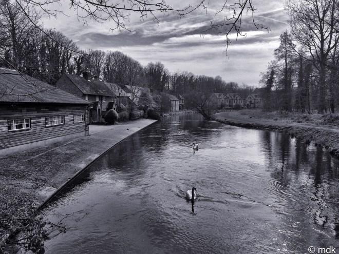 Blackbridge, Winchester