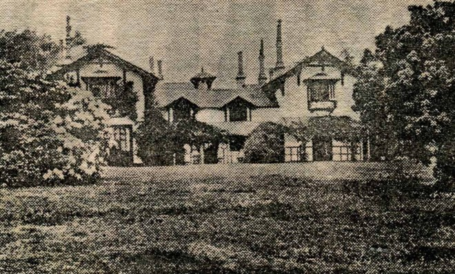 Lordswood House