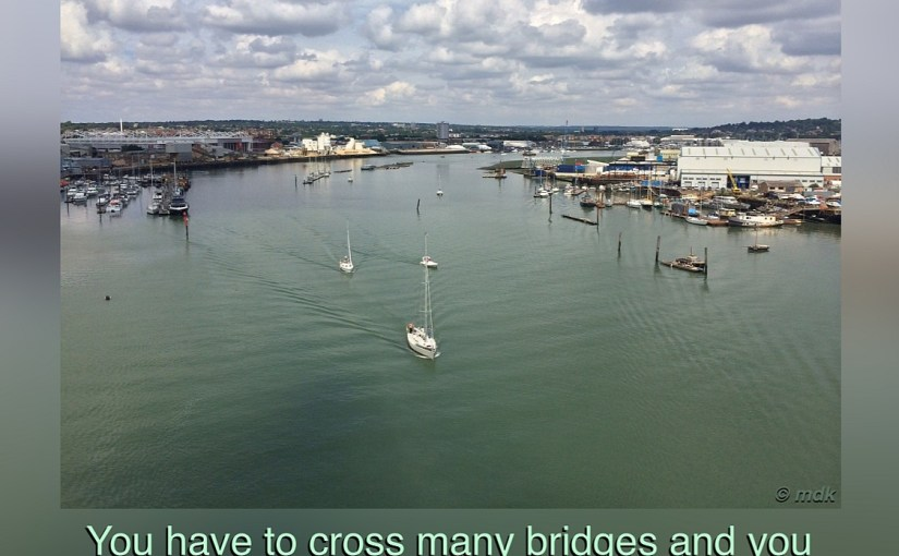 The two bridge challenge revisited – first published 3 August 2014