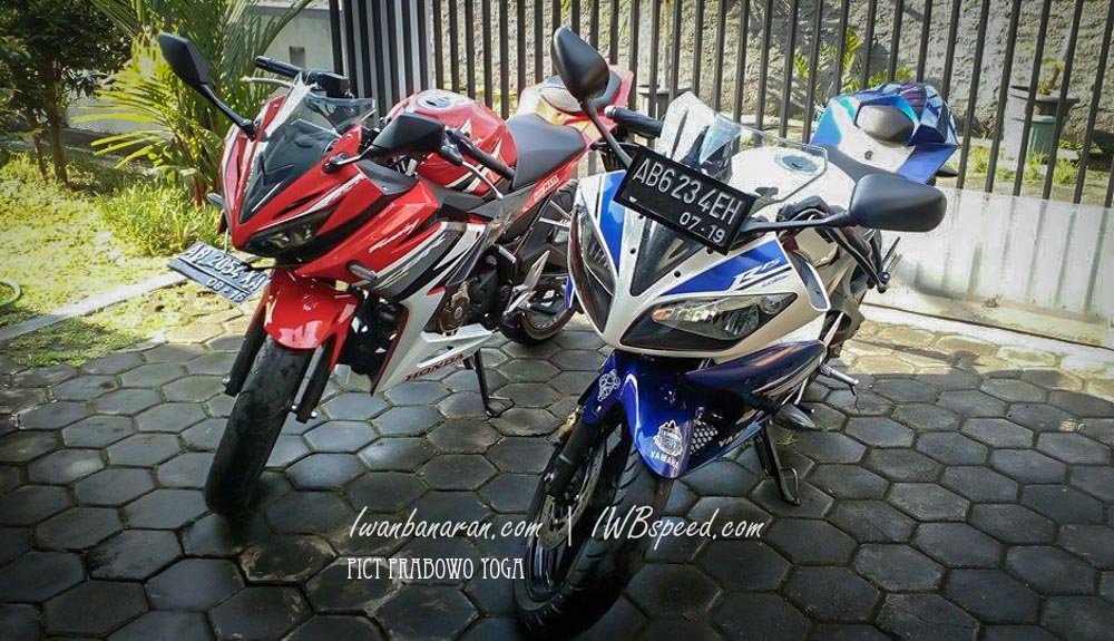 Honda all new CBR150R vs Yamaha R15 (33) - Iwanbanaran.com