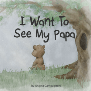 Angela Campagnoni, Author, I want to see my papa