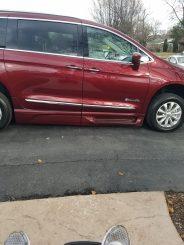 My New Car - 2018 Chrysler Pacifica 2_21_2018