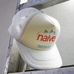 naive snapback cap