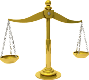 Justice Weighing Scale