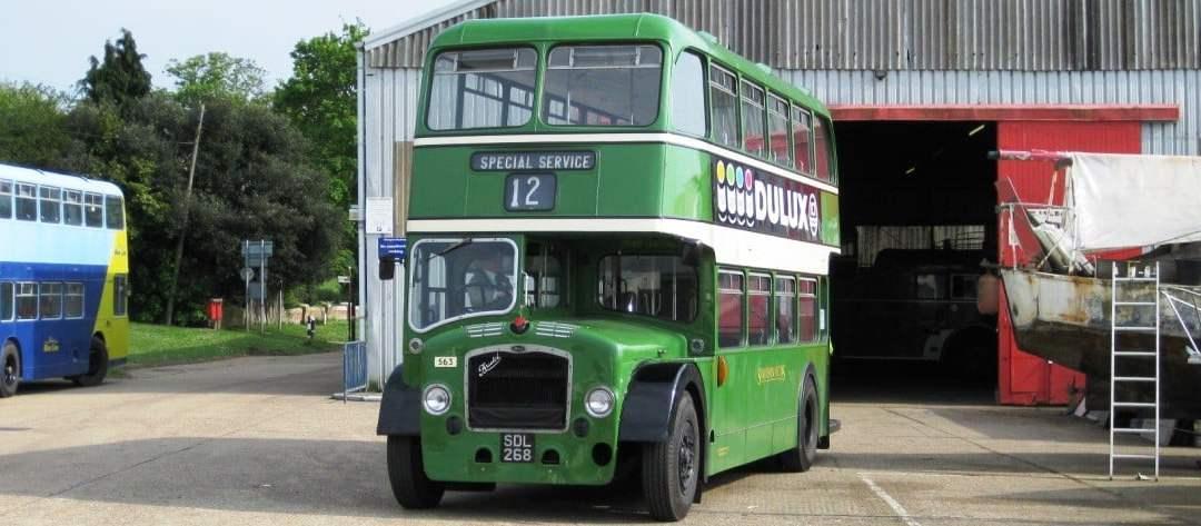 Bristol LD6G – 563 (SDL 268)