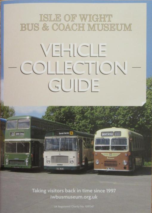 isle of wight bus and coach museum vehicle collection guide