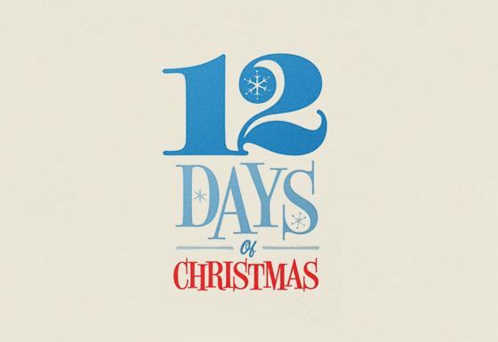Apple's 12 Days of Christmas