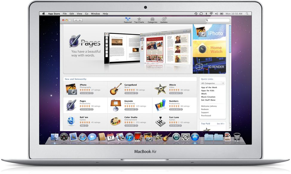 New Apple App Store to go Live in January